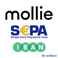 Picture of Mollie-compatible Bank Transfer payment plug-in for nopCommerce